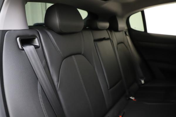 New 2020 Alfa Romeo Stelvio Sport Q4 for sale $50,795 at Maserati of Westport in Westport CT 06880 26