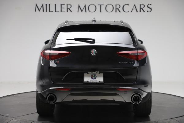 New 2020 Alfa Romeo Stelvio Sport Q4 for sale $50,795 at Maserati of Westport in Westport CT 06880 6