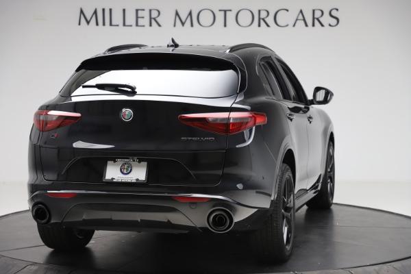 New 2020 Alfa Romeo Stelvio Sport Q4 for sale $50,795 at Maserati of Westport in Westport CT 06880 7
