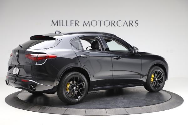 New 2020 Alfa Romeo Stelvio Sport Q4 for sale $50,795 at Maserati of Westport in Westport CT 06880 8