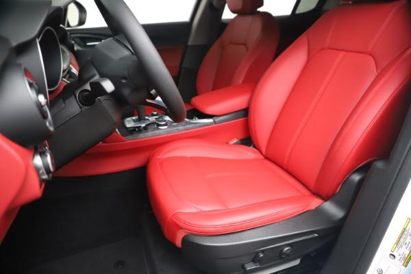 New 2020 Alfa Romeo Stelvio Sport Q4 for sale $50,195 at Maserati of Westport in Westport CT 06880 15