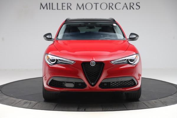 New 2020 Alfa Romeo Stelvio Sport Q4 for sale $50,495 at Maserati of Westport in Westport CT 06880 12