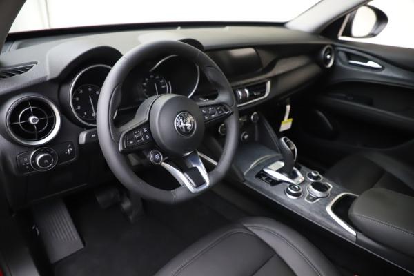 New 2020 Alfa Romeo Stelvio Sport Q4 for sale $50,495 at Maserati of Westport in Westport CT 06880 13
