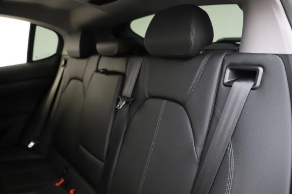 New 2020 Alfa Romeo Stelvio Sport Q4 for sale $50,495 at Maserati of Westport in Westport CT 06880 18