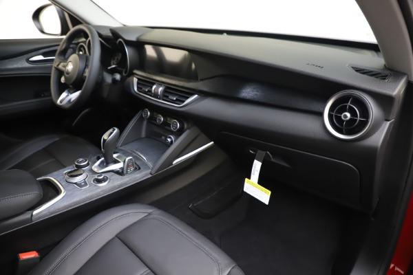 New 2020 Alfa Romeo Stelvio Sport Q4 for sale $50,495 at Maserati of Westport in Westport CT 06880 22