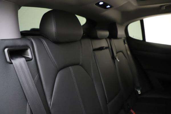 New 2020 Alfa Romeo Stelvio Sport Q4 for sale $50,495 at Maserati of Westport in Westport CT 06880 26