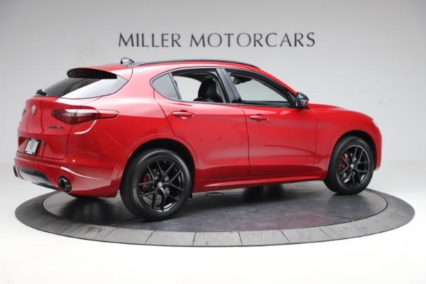 New 2020 Alfa Romeo Stelvio Sport Q4 for sale $50,495 at Maserati of Westport in Westport CT 06880 8