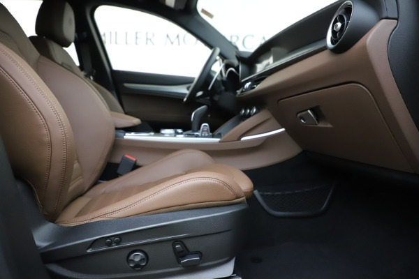New 2020 Alfa Romeo Stelvio Ti Sport Q4 for sale Sold at Maserati of Westport in Westport CT 06880 23
