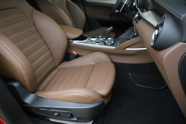 New 2020 Alfa Romeo Stelvio Ti Sport Q4 for sale Sold at Maserati of Westport in Westport CT 06880 24