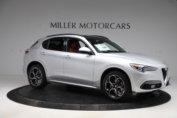 New 2020 Alfa Romeo Stelvio Ti Sport Q4 for sale Sold at Maserati of Westport in Westport CT 06880 10
