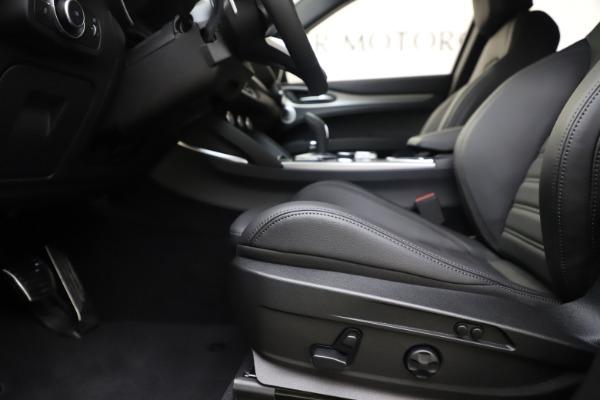 New 2020 Alfa Romeo Stelvio Ti Sport Q4 for sale $57,945 at Maserati of Westport in Westport CT 06880 14