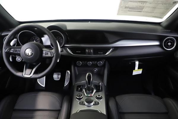 New 2020 Alfa Romeo Stelvio Ti Sport Q4 for sale $57,945 at Maserati of Westport in Westport CT 06880 16
