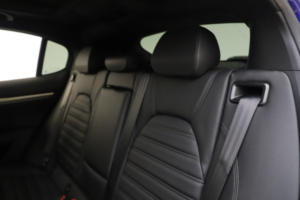 New 2020 Alfa Romeo Stelvio Ti Sport Q4 for sale $57,945 at Maserati of Westport in Westport CT 06880 18