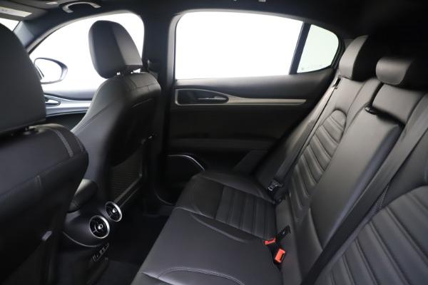 New 2020 Alfa Romeo Stelvio Ti Sport Q4 for sale $57,945 at Maserati of Westport in Westport CT 06880 19