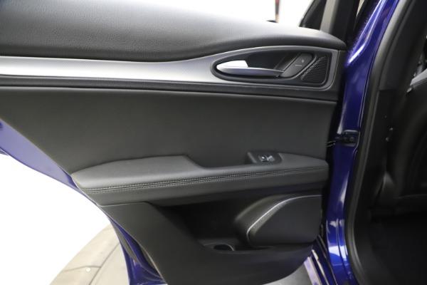New 2020 Alfa Romeo Stelvio Ti Sport Q4 for sale $57,945 at Maserati of Westport in Westport CT 06880 21
