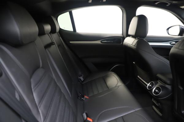 New 2020 Alfa Romeo Stelvio Ti Sport Q4 for sale $57,945 at Maserati of Westport in Westport CT 06880 27
