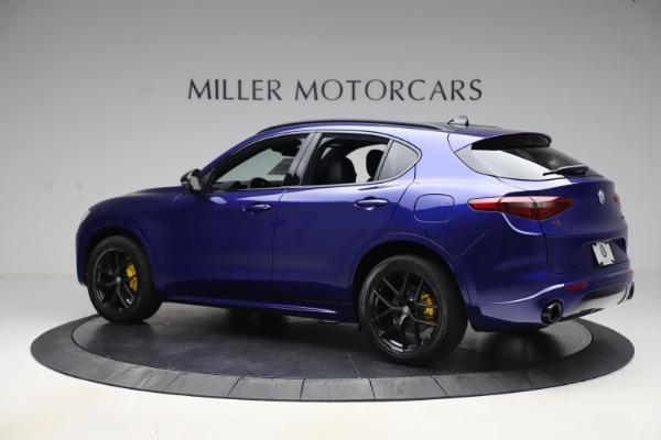 New 2020 Alfa Romeo Stelvio Ti Sport Q4 for sale $57,945 at Maserati of Westport in Westport CT 06880 4