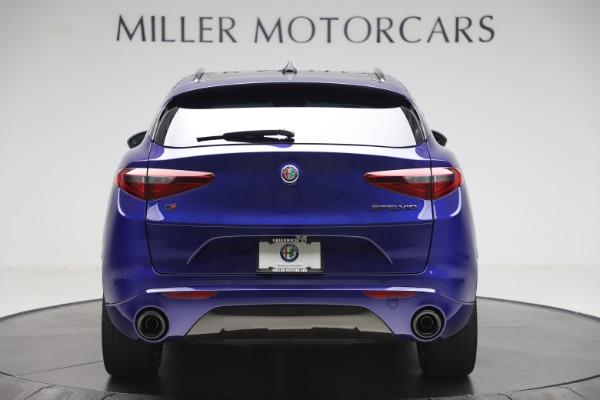 New 2020 Alfa Romeo Stelvio Ti Sport Q4 for sale $57,945 at Maserati of Westport in Westport CT 06880 6