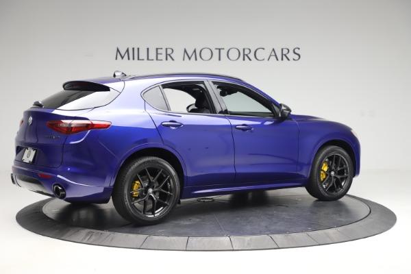 New 2020 Alfa Romeo Stelvio Ti Sport Q4 for sale $57,945 at Maserati of Westport in Westport CT 06880 8