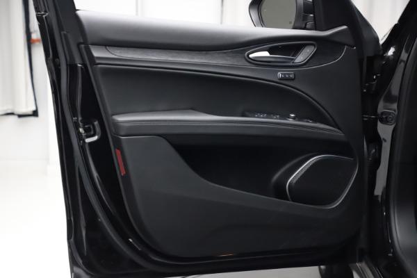 New 2020 Alfa Romeo Stelvio Q4 for sale $36,900 at Maserati of Westport in Westport CT 06880 13