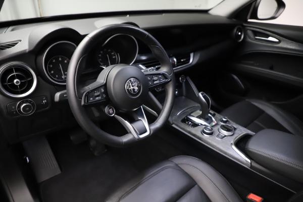New 2020 Alfa Romeo Stelvio Q4 for sale $36,900 at Maserati of Westport in Westport CT 06880 15