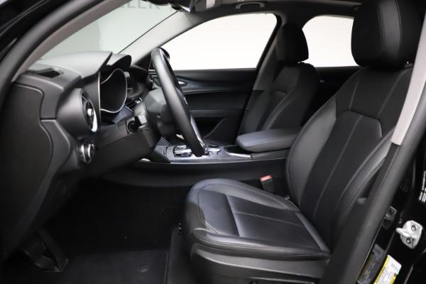 New 2020 Alfa Romeo Stelvio Q4 for sale $36,900 at Maserati of Westport in Westport CT 06880 16