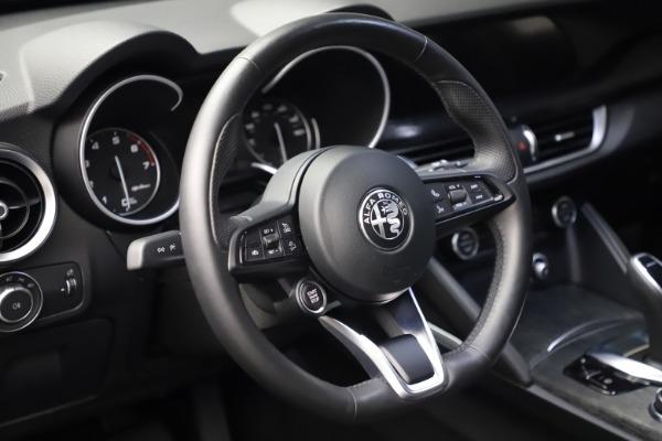 New 2020 Alfa Romeo Stelvio Q4 for sale $36,900 at Maserati of Westport in Westport CT 06880 18