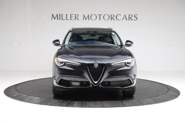 New 2020 Alfa Romeo Stelvio Q4 for sale $36,900 at Maserati of Westport in Westport CT 06880 2