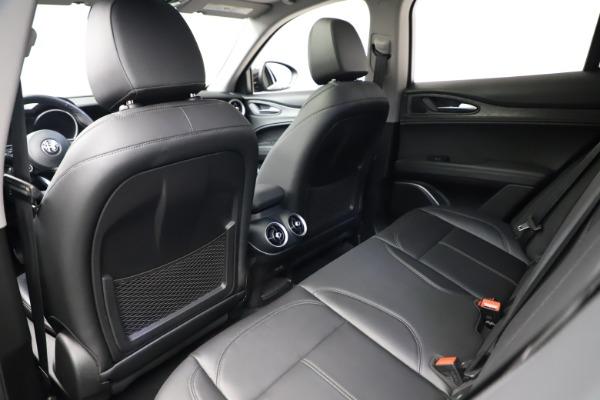 New 2020 Alfa Romeo Stelvio Q4 for sale $36,900 at Maserati of Westport in Westport CT 06880 22