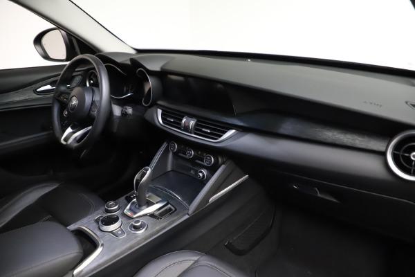 New 2020 Alfa Romeo Stelvio Q4 for sale $36,900 at Maserati of Westport in Westport CT 06880 25