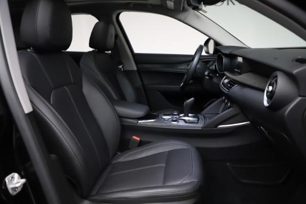New 2020 Alfa Romeo Stelvio Q4 for sale $36,900 at Maserati of Westport in Westport CT 06880 26