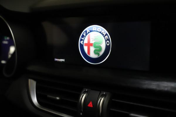 New 2020 Alfa Romeo Stelvio Q4 for sale $36,900 at Maserati of Westport in Westport CT 06880 28
