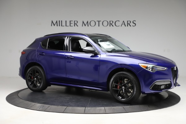 New 2020 Alfa Romeo Stelvio Ti Q4 for sale Call for price at Maserati of Westport in Westport CT 06880 10