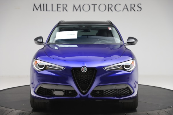 New 2020 Alfa Romeo Stelvio Ti Q4 for sale Call for price at Maserati of Westport in Westport CT 06880 12