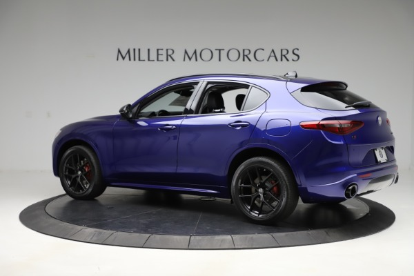 New 2020 Alfa Romeo Stelvio Ti Q4 for sale Call for price at Maserati of Westport in Westport CT 06880 4
