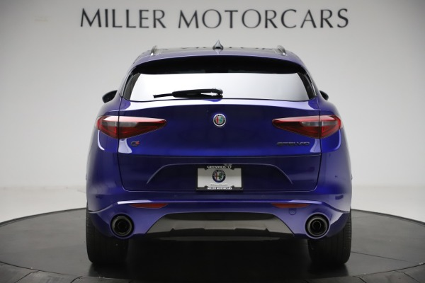 New 2020 Alfa Romeo Stelvio Ti Q4 for sale Call for price at Maserati of Westport in Westport CT 06880 6