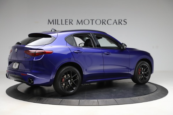 New 2020 Alfa Romeo Stelvio Ti Q4 for sale Call for price at Maserati of Westport in Westport CT 06880 8