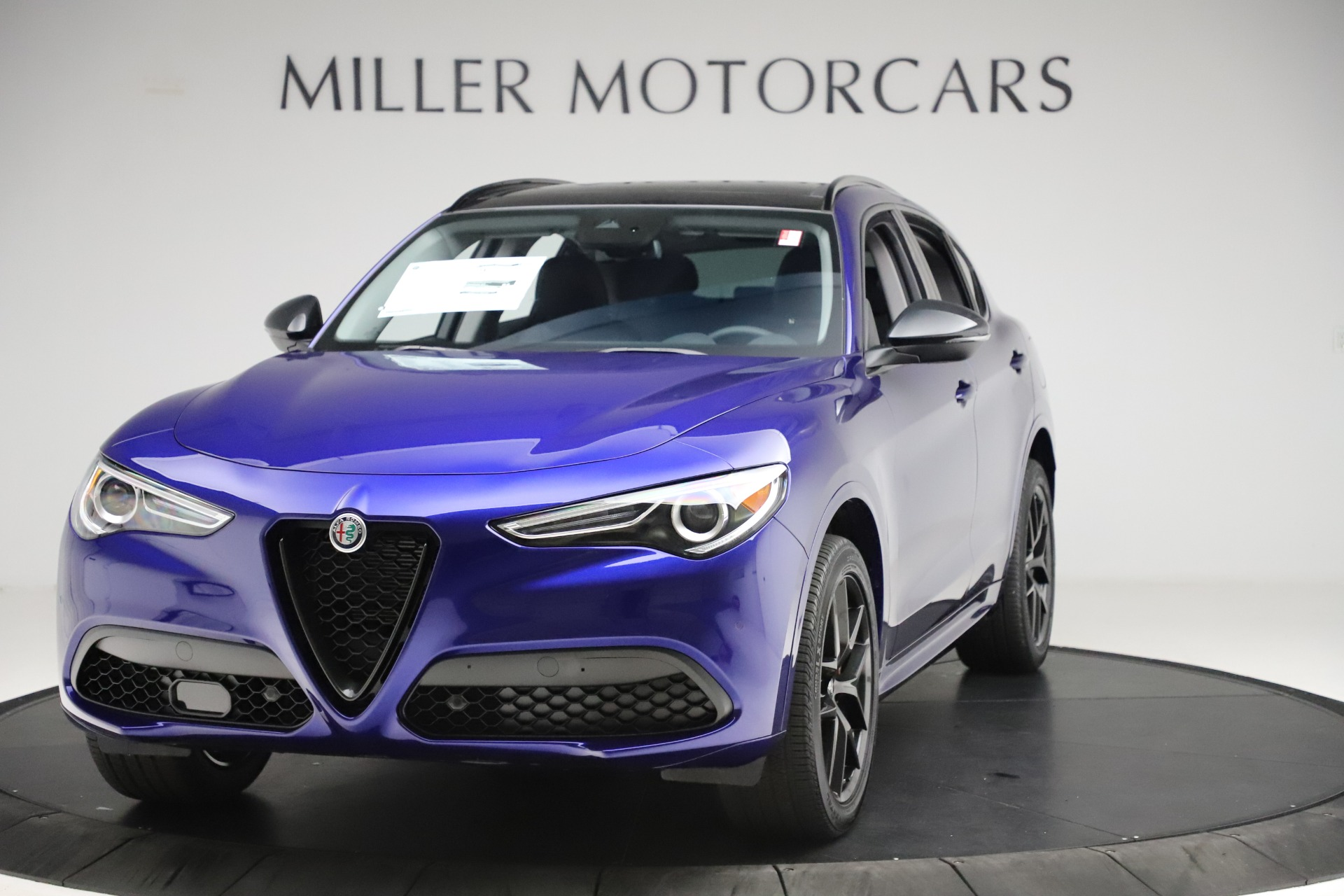 New 2020 Alfa Romeo Stelvio Ti Q4 for sale Call for price at Maserati of Westport in Westport CT 06880 1