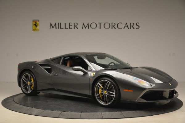 Used 2018 Ferrari 488 GTB for sale Sold at Maserati of Westport in Westport CT 06880 10