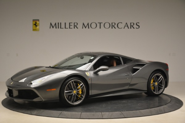 Used 2018 Ferrari 488 GTB for sale Sold at Maserati of Westport in Westport CT 06880 2