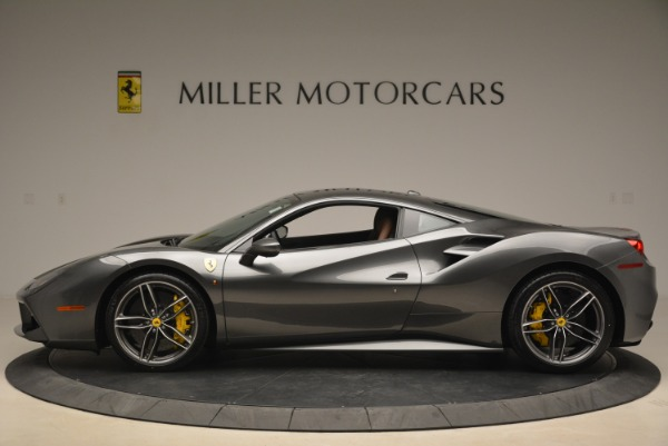 Used 2018 Ferrari 488 GTB for sale Sold at Maserati of Westport in Westport CT 06880 3