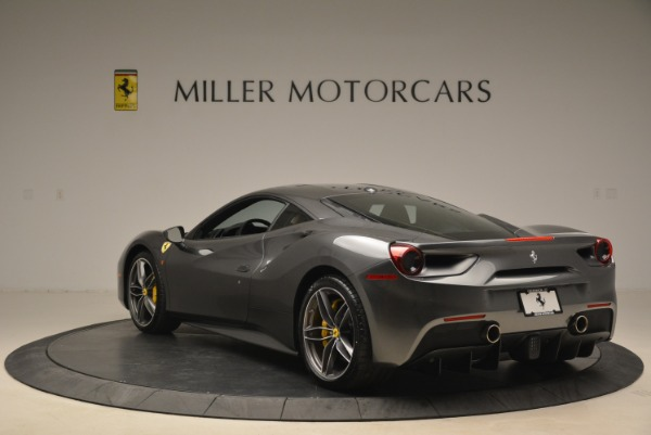 Used 2018 Ferrari 488 GTB for sale Sold at Maserati of Westport in Westport CT 06880 5
