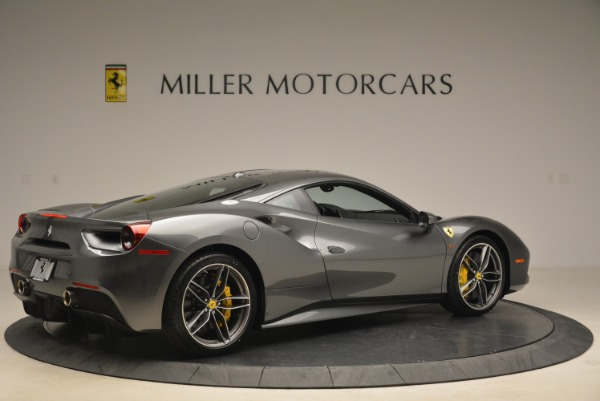 Used 2018 Ferrari 488 GTB for sale Sold at Maserati of Westport in Westport CT 06880 8