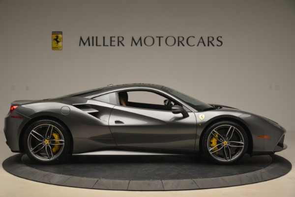 Used 2018 Ferrari 488 GTB for sale Sold at Maserati of Westport in Westport CT 06880 9