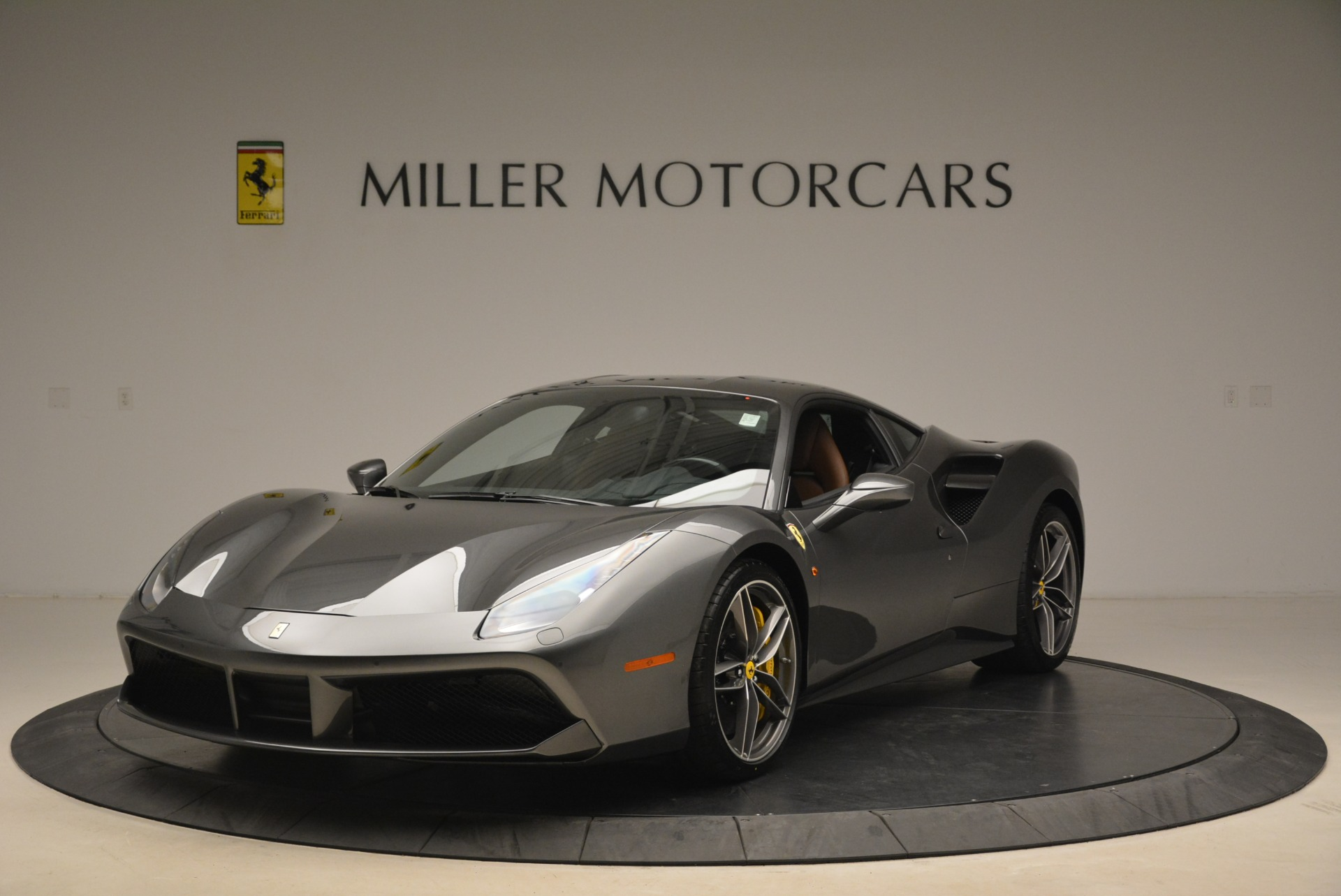 Used 2018 Ferrari 488 GTB for sale Sold at Maserati of Westport in Westport CT 06880 1