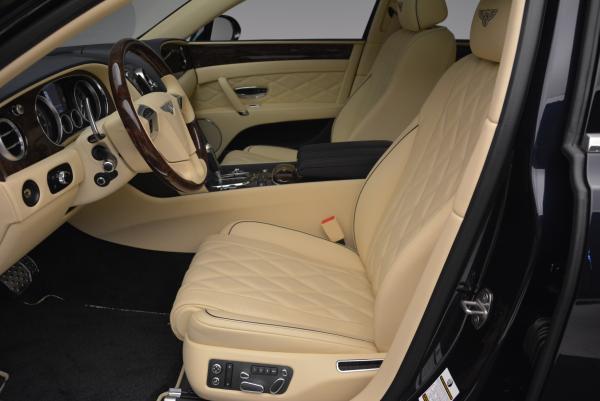Used 2016 Bentley Flying Spur W12 for sale Sold at Maserati of Westport in Westport CT 06880 14