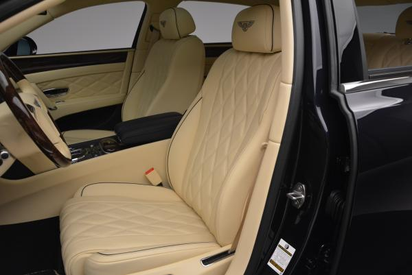 Used 2016 Bentley Flying Spur W12 for sale Sold at Maserati of Westport in Westport CT 06880 15