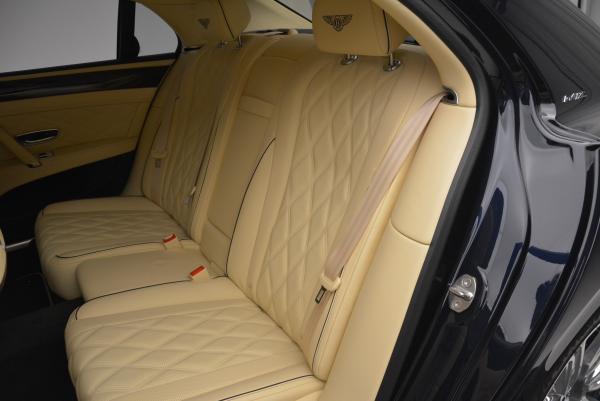 Used 2016 Bentley Flying Spur W12 for sale Sold at Maserati of Westport in Westport CT 06880 17