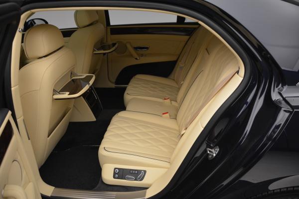 Used 2016 Bentley Flying Spur W12 for sale Sold at Maserati of Westport in Westport CT 06880 18