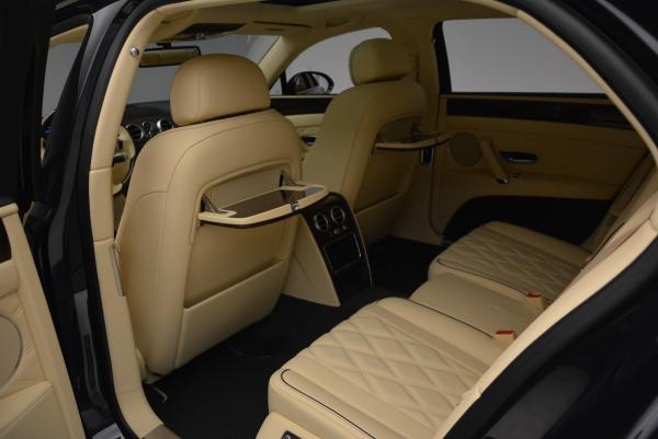 Used 2016 Bentley Flying Spur W12 for sale Sold at Maserati of Westport in Westport CT 06880 20